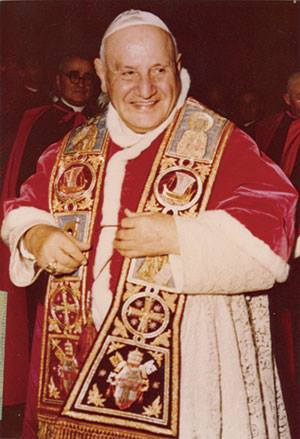 OCTOBER 11, Memorial of St John XXIII, Pope, Franciscan Tertiary