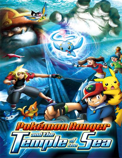 ver Pokémon 9: Pokémon Ranger y el Templo del Mar (2006) Online