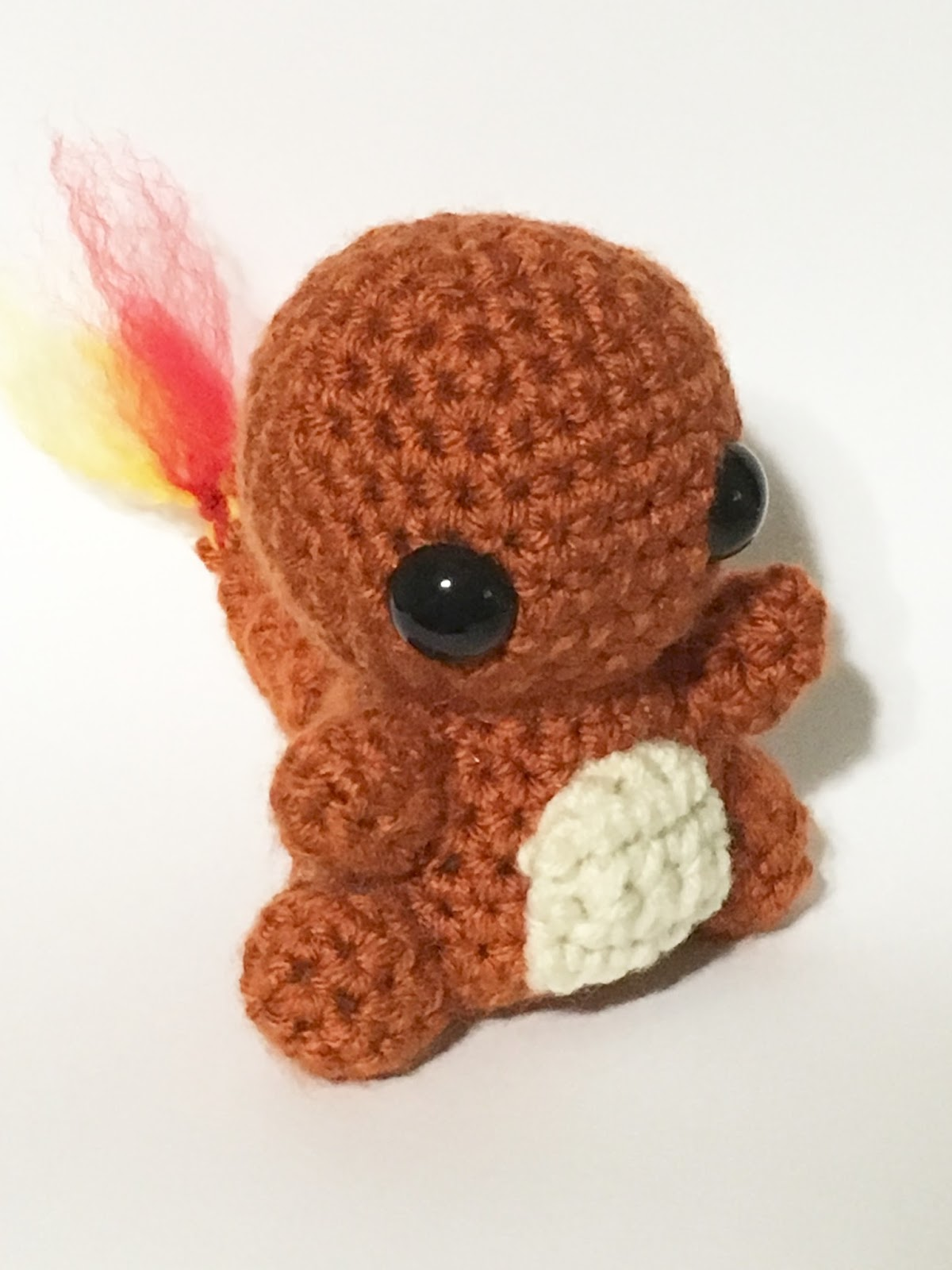 Charmander Amigurumi Crochet Tutuorial Part 3 - YouTube | 1600x1200