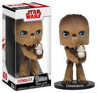 Wobblers - Star Wars: The Last Jedi - Chewbacca