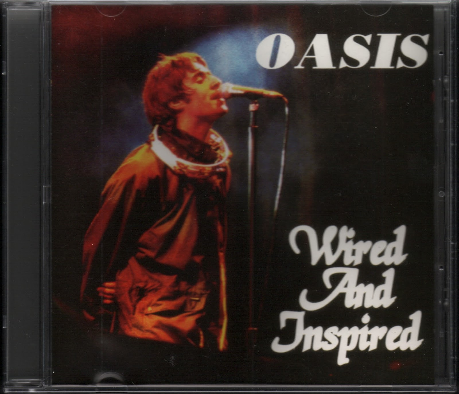 Oasis Bootlegs From Fuckuoka: Wired And Inspired (HUNA 001)