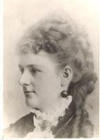 Image, Amelia (Turner) Leer (1852-1915), c1875.