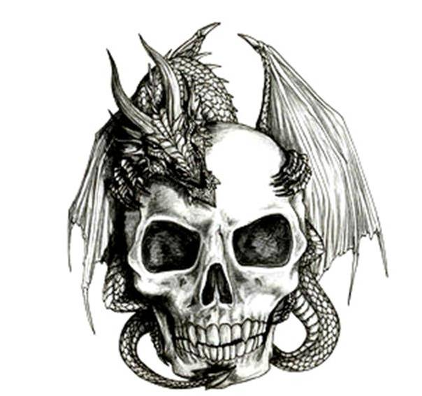 83 Awesome Y G Tattoos Cool Tattoo Designs: Zoom Tattoos: Skull Tattoos Meaning And Drawing Arts
