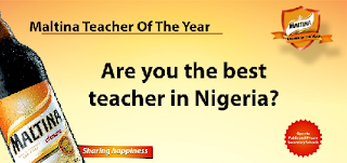 Maltina Teacher Of The Year Contest