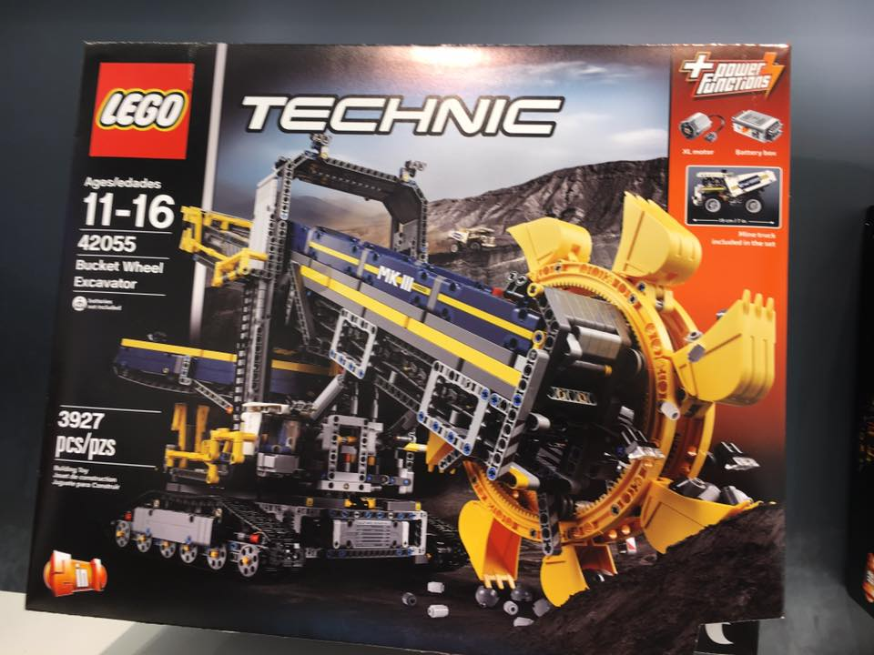 Technicbricks 2h2016 Technic Sets Part Ii