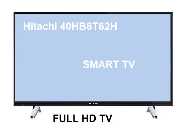 Hitachi 40HB6T62H Smart TV review