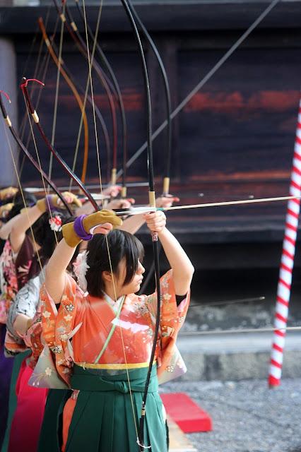 Tou-shi-ya at Sanjusangen-do Temple, Higashiyama, Kyoto