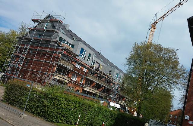Dachgeschosswohnungen Hamburg Niendorf