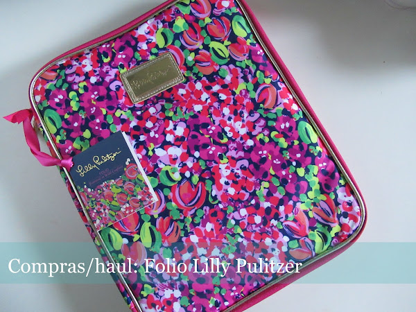 Compras/ Haul: Folio Lilly Pulitzer