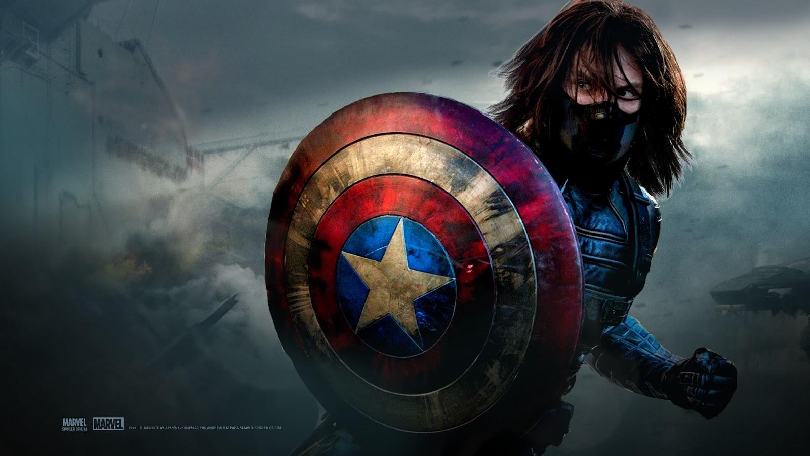 Marvel Spoiler Oficial Captain America The Winter Soldier