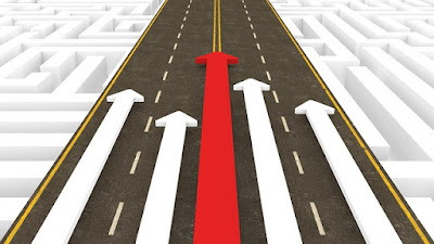 Geschäftliche Disruption umfasst unter anderem einen Vorsprung.