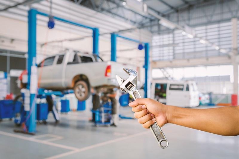 Driveshaft Balancing