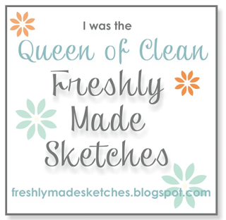 Freshly Made Sketches Queen of Clean!