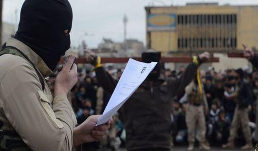 Estado Islámico ejecuta cristiano en Siria