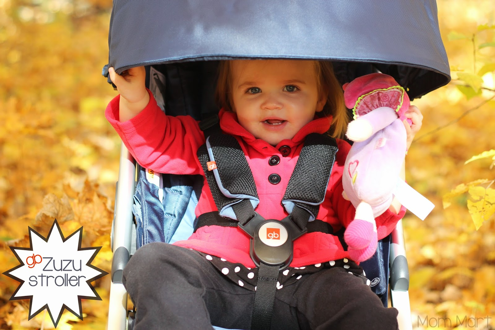 GB Child Zuzu Stroller Review