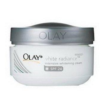 whitening cream, olay