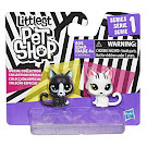 Littlest Pet Shop Series 1 Mini Pack Pepper Catby (#1-1) Pet