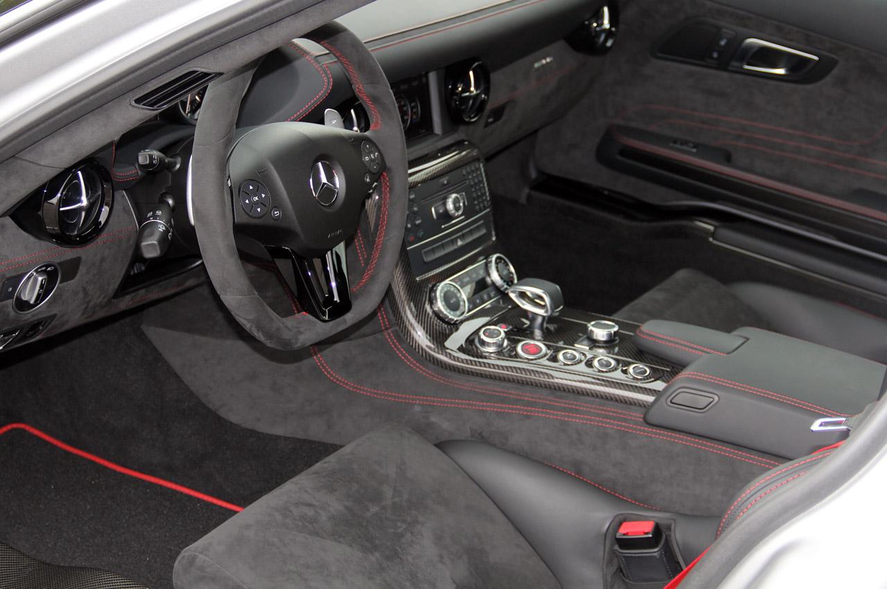 2014 Sls Amg Black Series C63 Amg Edition 507 Pricing Announced