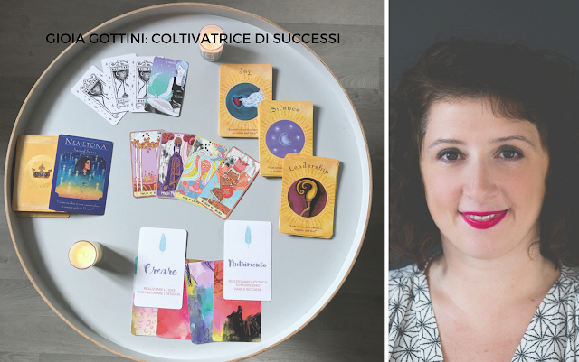TAROT AT WORK: INTERVISTA A GIOIA GOTTINI