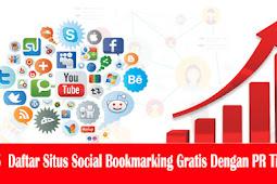 15  Daftar Situs Social Bookmarking Gratis Dengan PR Tinggi