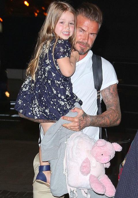 Harper Beckham Fashion Blog April 2015