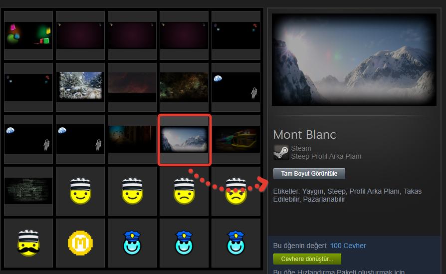 Steam Profiline Uzun çizim Vitrini Nasıl Eklenir Irreplog