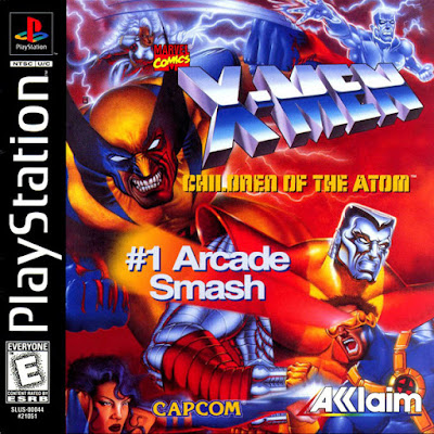 descargar por mega x men children of the atom ps1