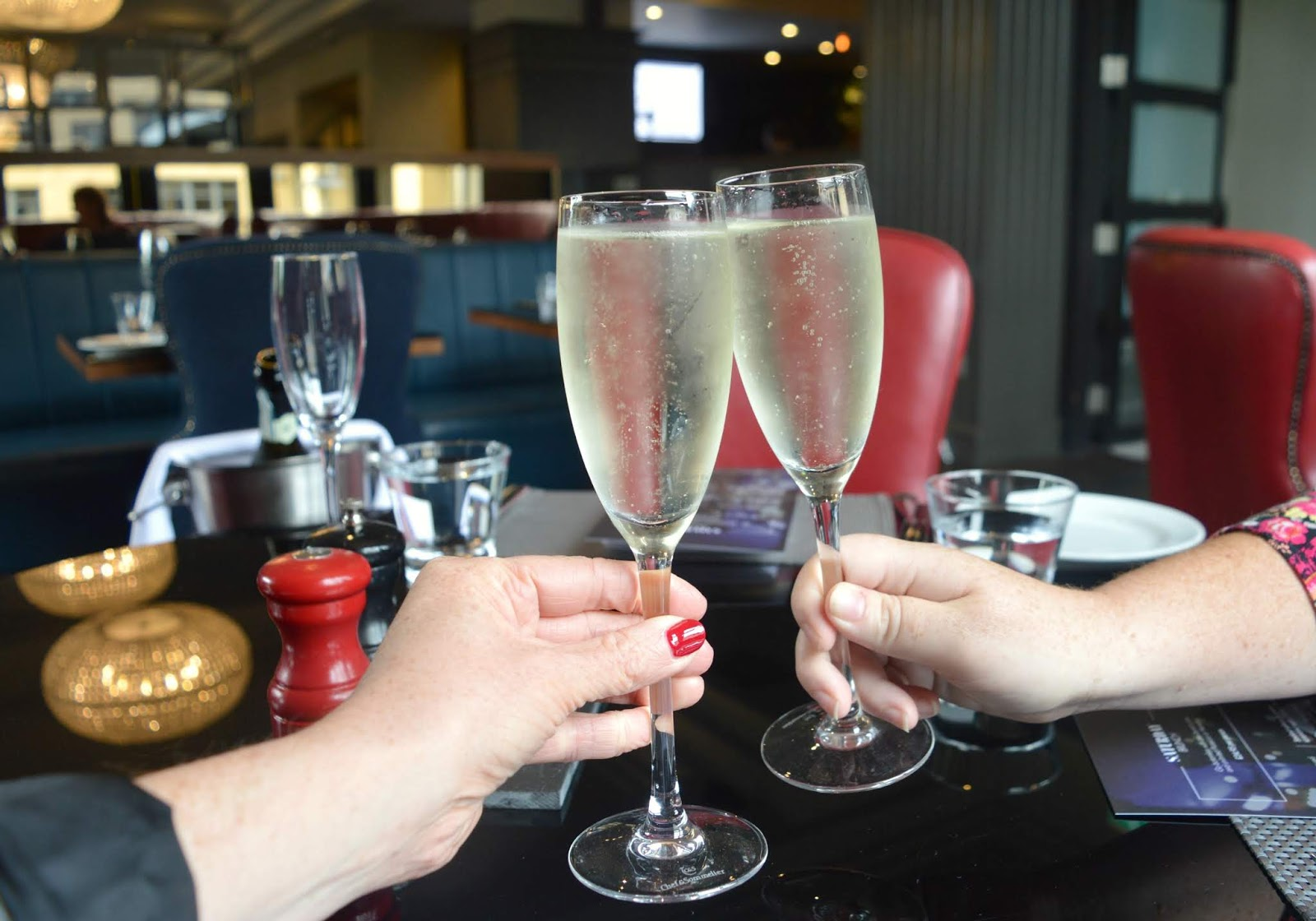 Bottomless Prosecco Brunch with the Girls at Malmaison Newcastle