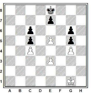 Problema ejercicio de ajedrez número 726: Estudio de Joaquim Travesset (1986)