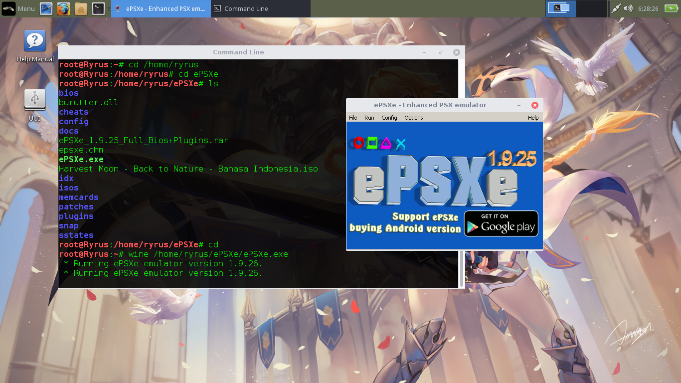 download emulator ps1 - epsxe complete bios plugins
