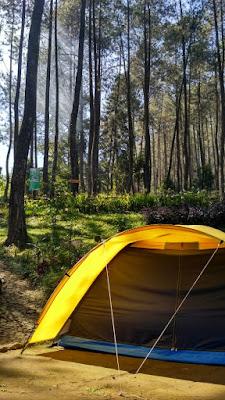 Tempat Camping Puncak Bogor