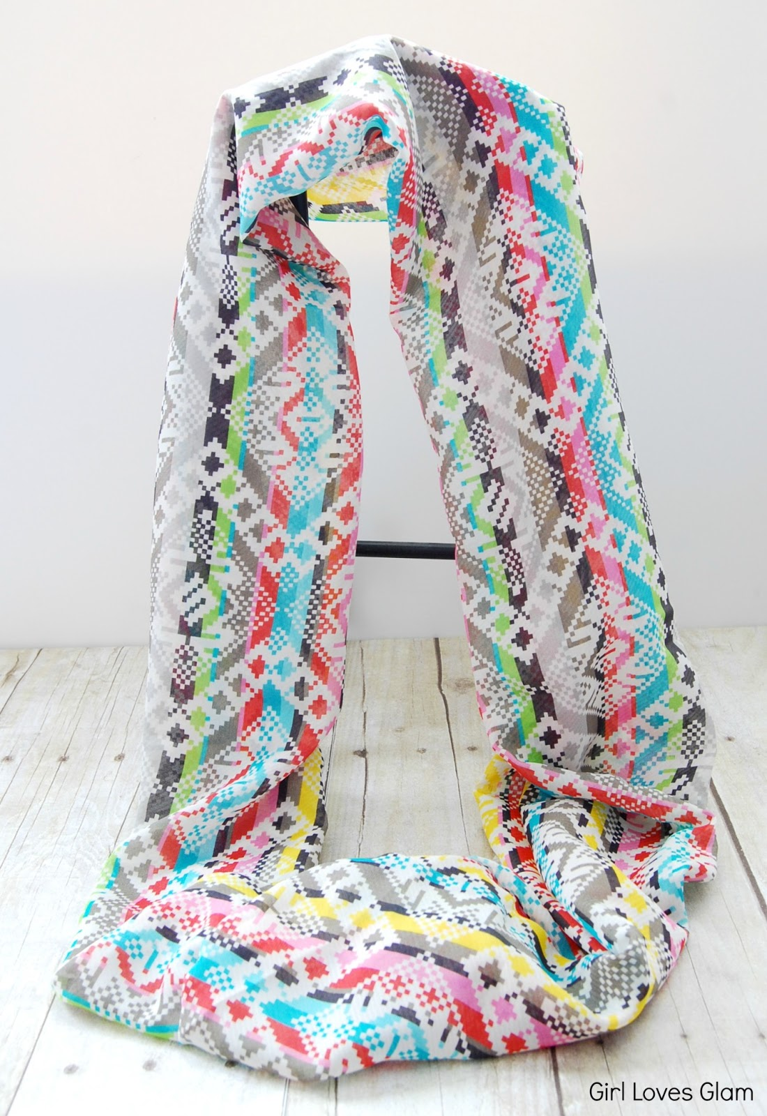 Easy Sewing Projects For Beginners: How To Make A Simple Infinity Scarf