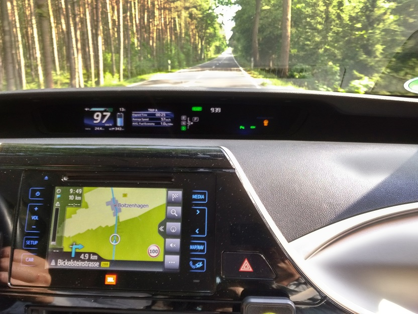 Oilholics Synonymous Report: A Toyota Mirai ride to the