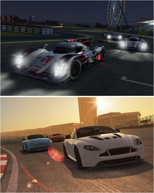 Real Racing 3 v5.0.5 Mod Apk (Unlimited Money/Gold)