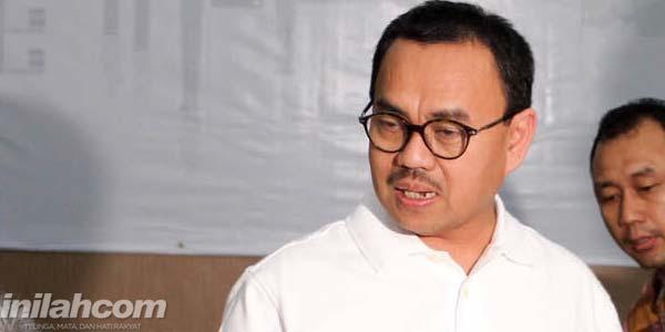 KPK Diteror, Sudirman Said: Dimana Kepala Negara?