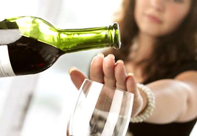 Avoid alcohol: