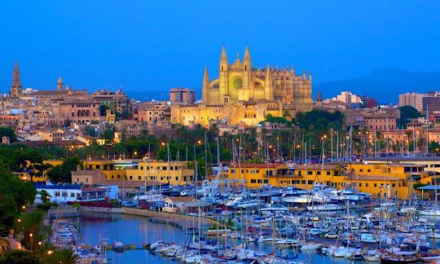 Mallorca, Spanyol