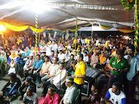 <b>Dukung LUTFI-FERI, Ribuan Massa Yel-Yel Salam Perubahan di Kelurahan Paruga</b>