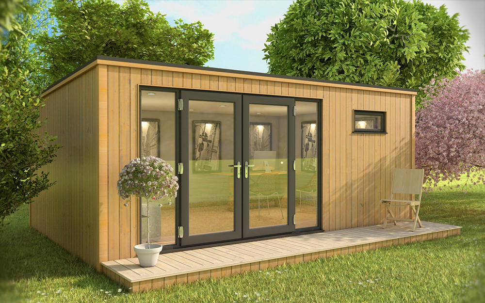 Shedworking: How to choose a garden office