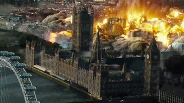 ما هي عواقب سقوط كويكب على لندن أو برلين؟