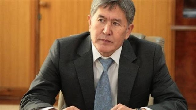 Government of President Almazbek Atambayev in Kyrgyzstan resigns after parliamentary coalition breakup