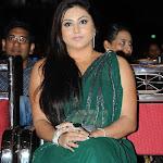 Namitha Hot Saree Stills at Lux Sandal Cine Maa Awards 2011