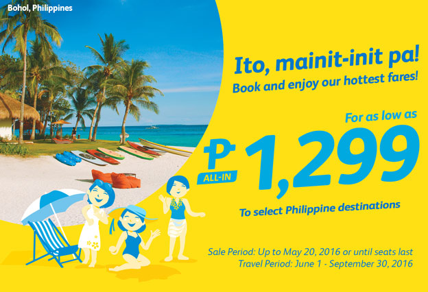 Cebu Pacific Promo Ticket Local Flights