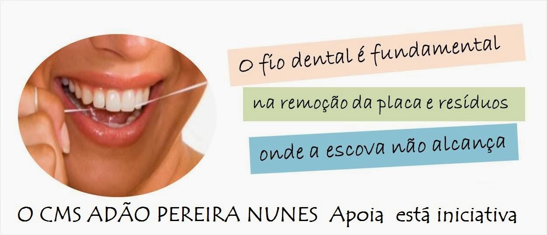 fd23f4000 O Brasileiro não tem o hábito de usar o fio dental!