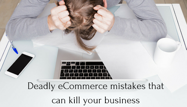 Mistakes to Avoid in e-commerce Business