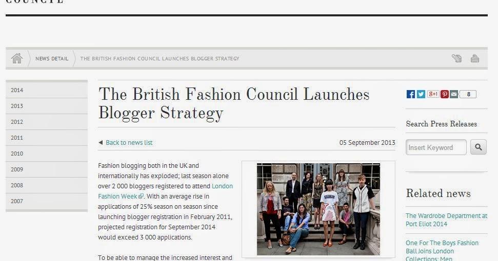 Popular Fashion Blogger Hashtags