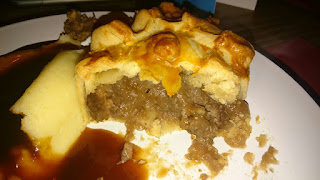 Putney Steak Pie