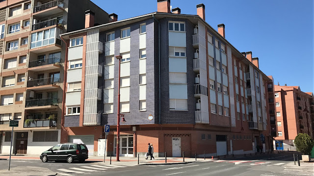 Viviendas municipales en alquiler en Lutxana