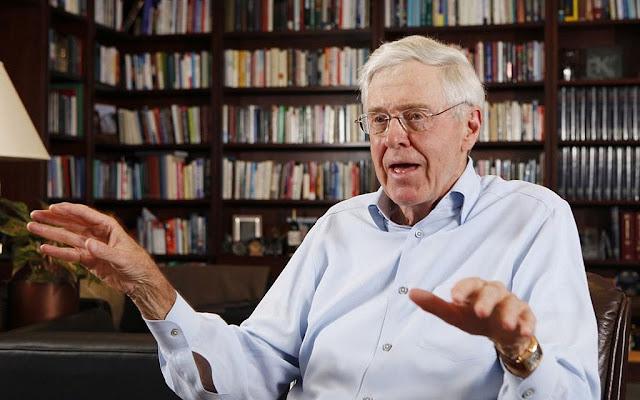 Dünyanın En Zengin Adamları - Charles Koch - Kurgu Gücü
