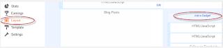 Cara Membuat Subscribe Bergaya Dengan HTML di Blog